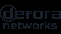 Defora Networks logo