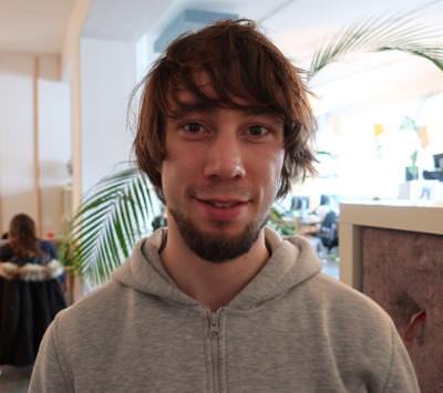 Photo of Tobias Brosge